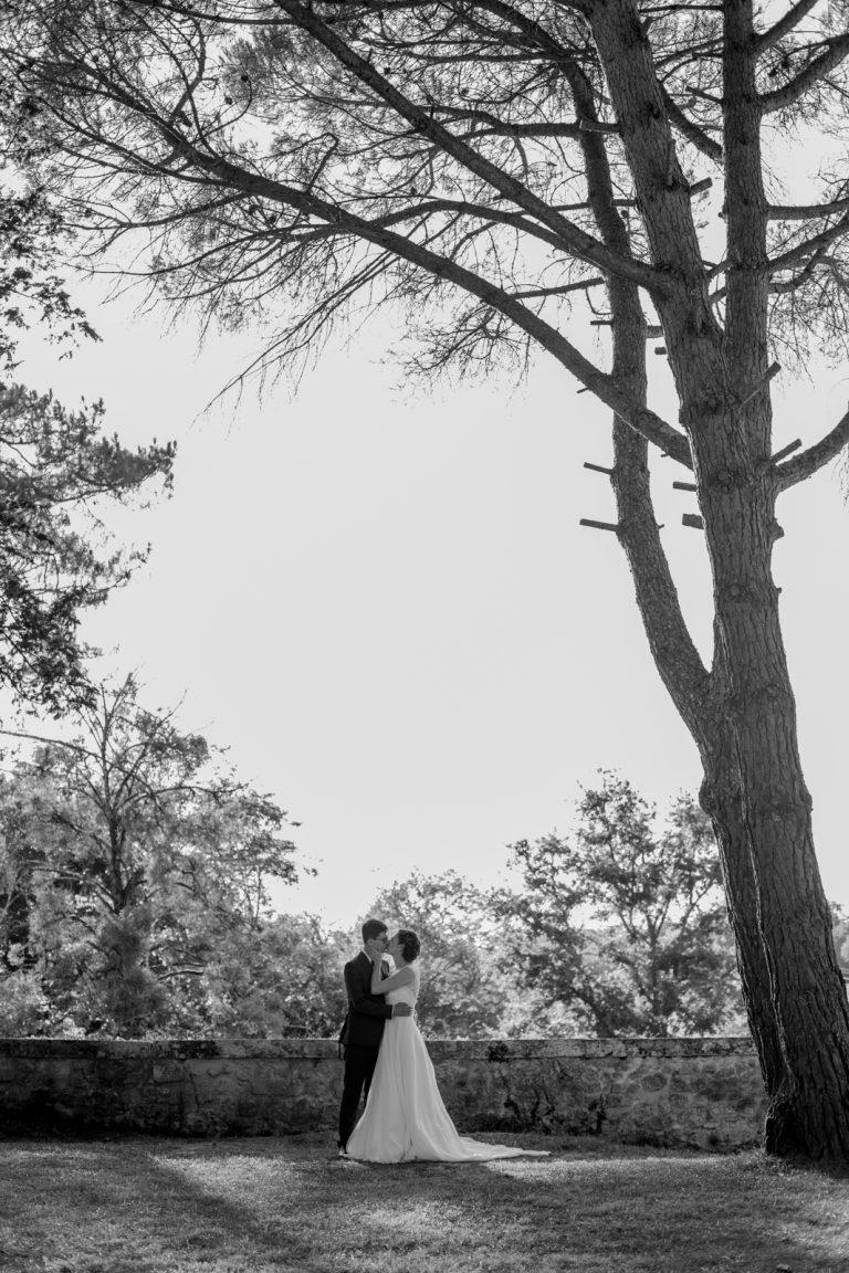 le baiser séance photos de couple