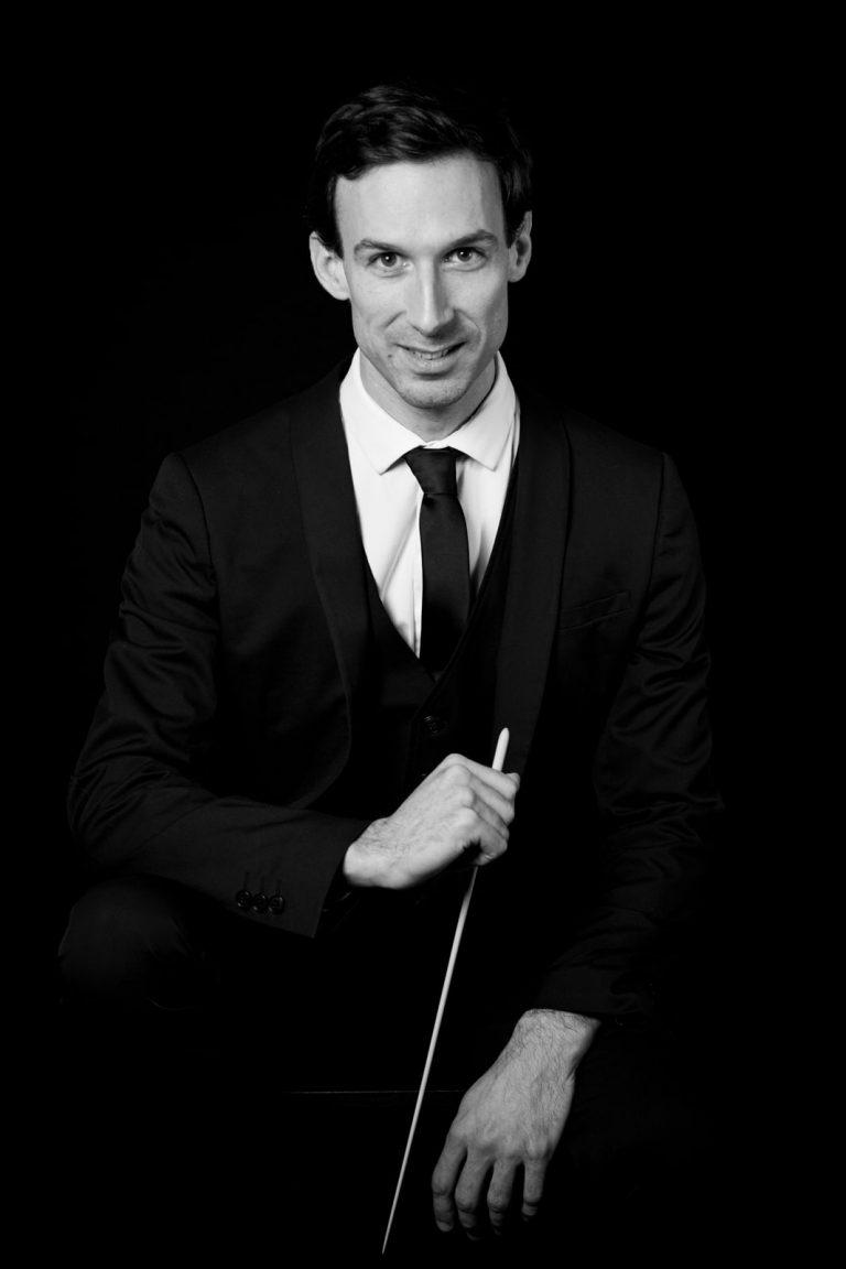 portrait artistique chef d'orchestre