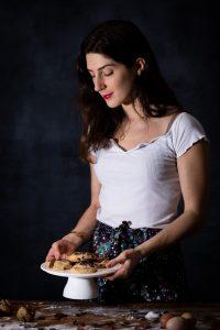 séance portrait culinaire